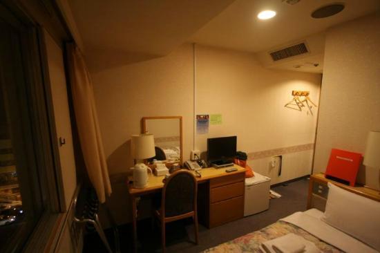 Hotel Select Inn Aomori: シングルルーム