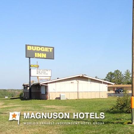 Budget Inn: Exterior