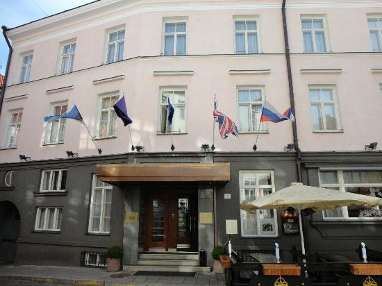 St. Petersbourg Hotel: Hotel St Petersbourg