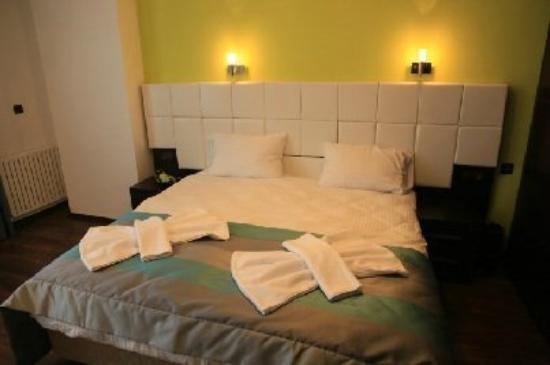 Kumru Hotel: Garden Room