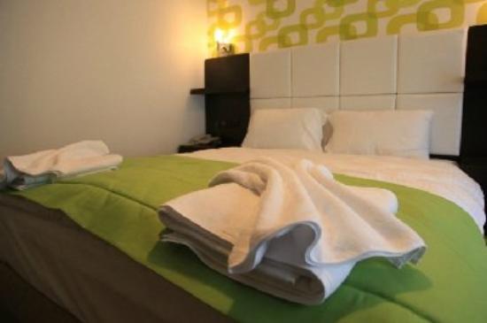 Kumru Hotel: Standard