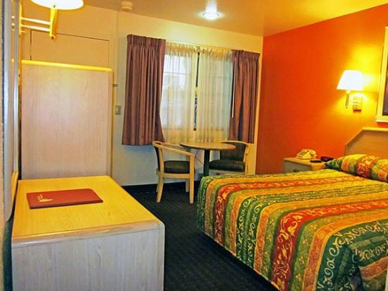 Motel 6 Napa : MSingle