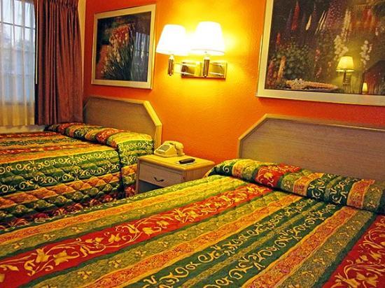 Motel 6 Napa: MDouble
