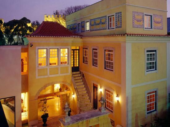 Solar Do Castelo: Exterior