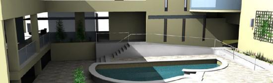Marc Center Hotel : Marc Pool