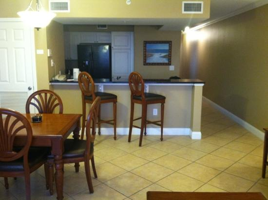 Wyndham Vacation Resorts Panama City Beach: kitchen
