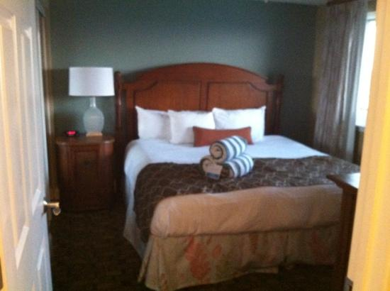 Wyndham Vacation Resorts Panama City Beach: master bedroom