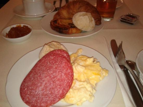 Hotel Argus Brussels: colazione
