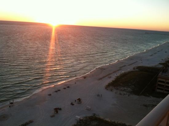 Wyndham Vacation Resorts Panama City Beach: view off the balcony