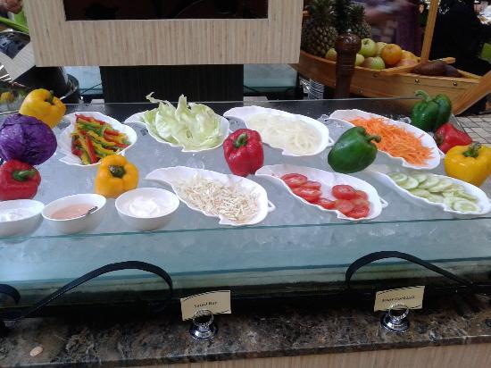 Gino Feruci Kebonjati Bandung: veggies.. :)