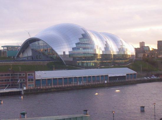 Malmaison Newcastle: Good view