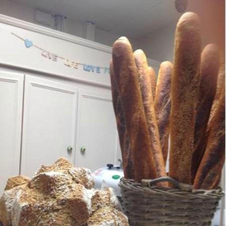 Carrie's Cakes: bread