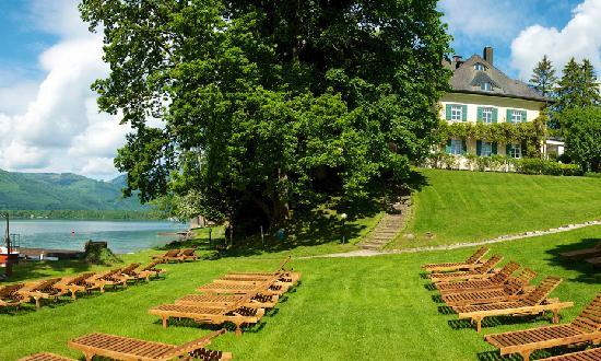 Landhaus zu Appesbach: Strandwiese