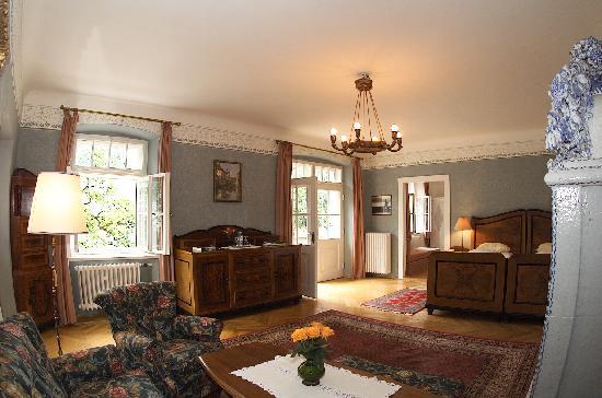 """Landhaus zu Appesbach: """"Windsor-Suite"""""""