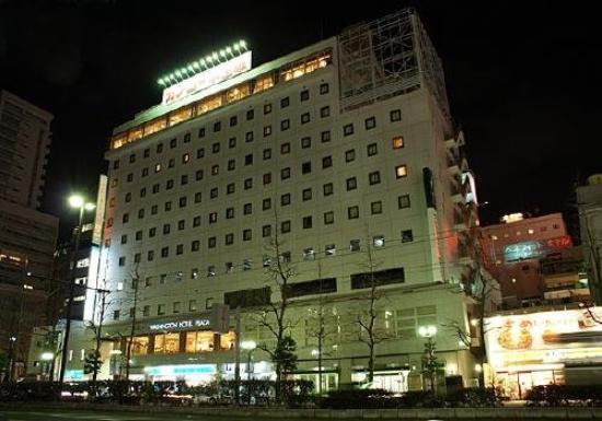 岡山 華盛頓酒店