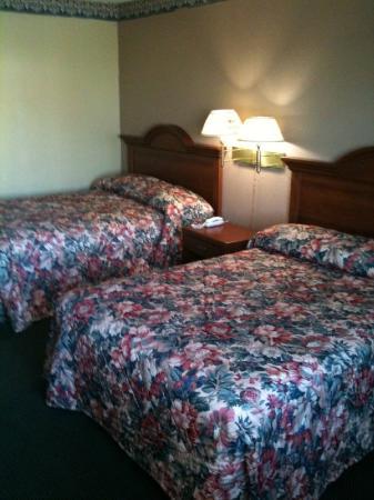 Relax Inn Augusta: Guest Room