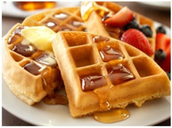 Country Inn & Suites By Carlson, Topeka West: The Wonder of Waffles