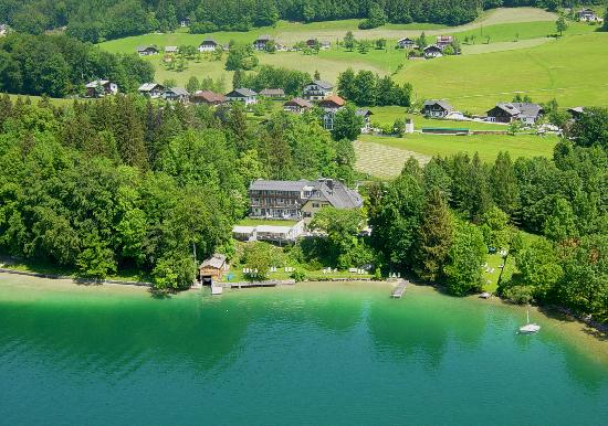 Landhaus zu Appesbach: Luftaufnahme