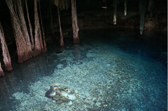 "Hostal Progreso ""El Boarding House"": Cenote"