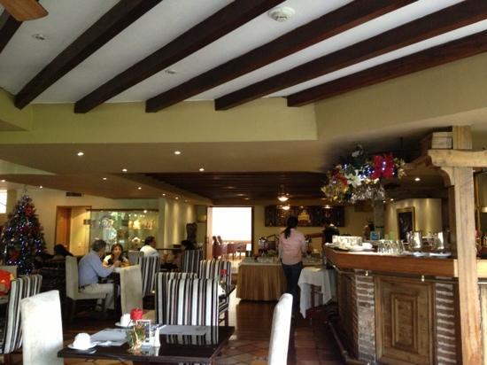 Hotel Porton Medellin: Restaurante