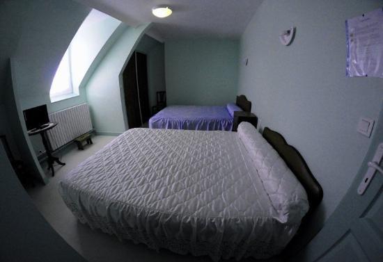 Pontacq, Франция: Room