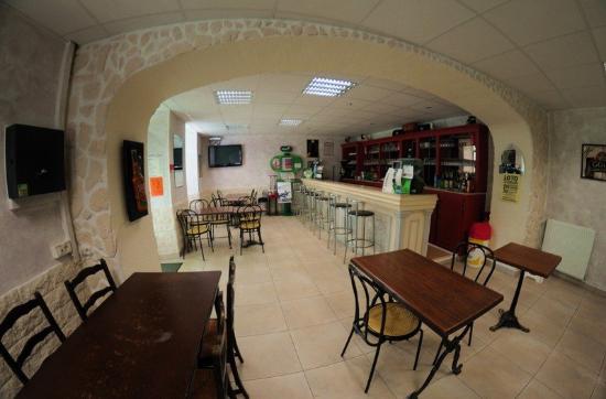 Pontacq, Francia: Bar