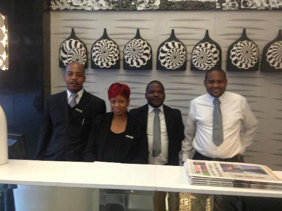 DaVinci Hotel and Suites: The Transportation Crew
