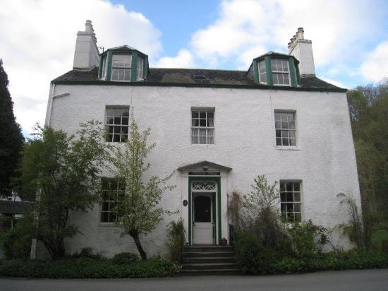 Dalshian Guest House: Lovely old house!