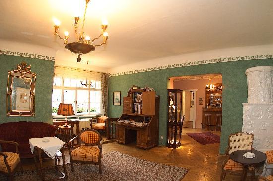 Landhaus zu Appesbach: Klaviersalon