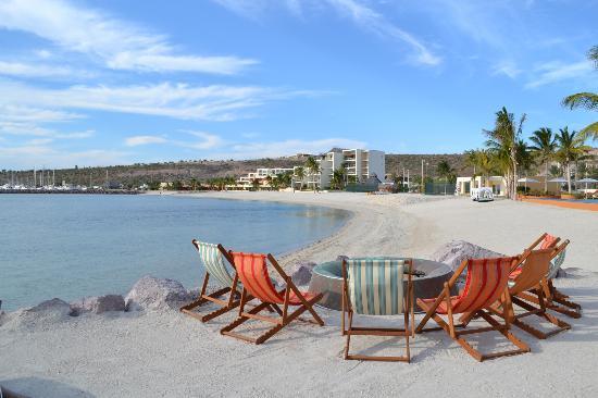 Costabaja Resort & Spa: Costa Baja Beach Club
