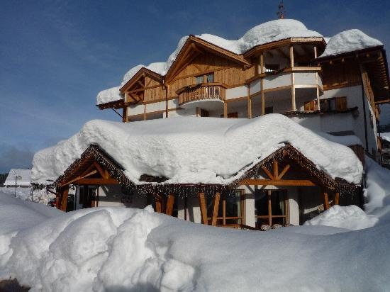 Hotel Ambiez Family & Wellness: Inverno