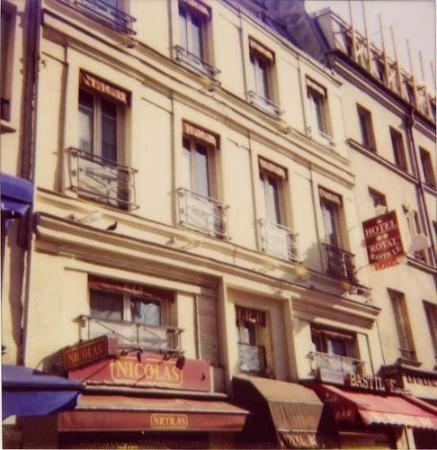 Royal Bastille: Exterior