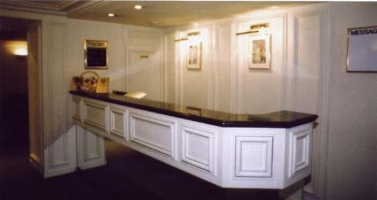 Royal Bastille: Interior