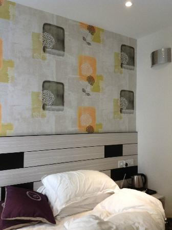 Venus Boutique Hotel: nice wallpaper