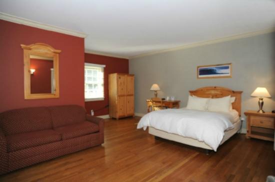Southampton Long Island Hotel: DELUXE ROOM