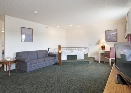 Econo Lodge New Ulm: King Suite MN