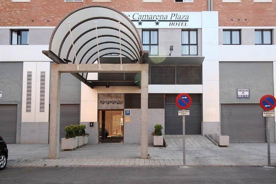 Hotel Suite Camarena Plaza: Exterior