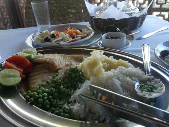 Hotel Marina Porto Abrolhos: *excelente