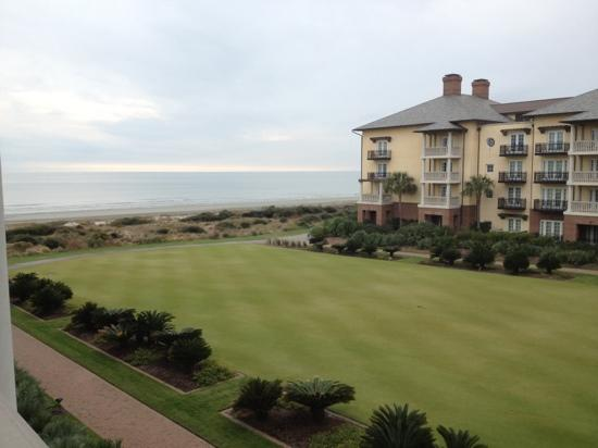 The Sanctuary at Kiawah Island Golf Resort: oceanview room