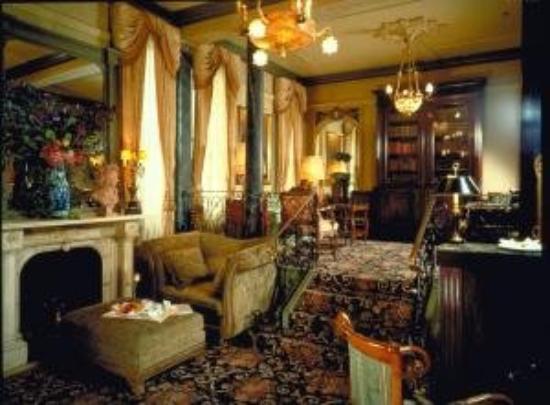 Hotel Majestic: Lobby View