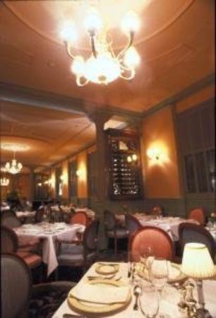 Hotel Majestic: Restaurant