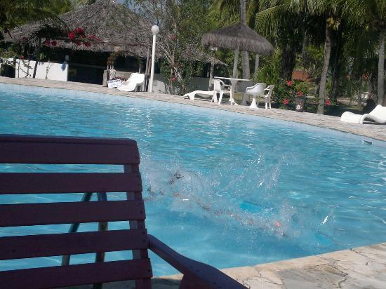Hotel Marina Porto Abrolhos: bonita