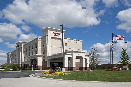 هامبتون إن إنديانابوليس نورثوست - بارك 100: Welcome to the Hampton NW Indianapolis
