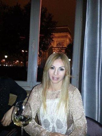 l'Arc - Paris: el Restaurant