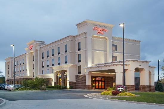 Hampton Inn Indianapolis Northwest - Park 100: Hampton Exterior
