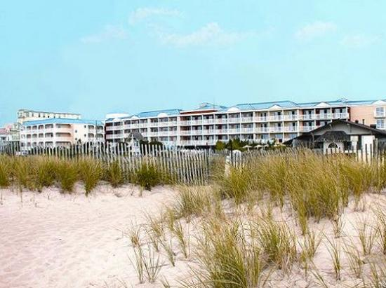 La Mer Beachfront  Inn: We are located just a hop, skip and jump away from the beach.