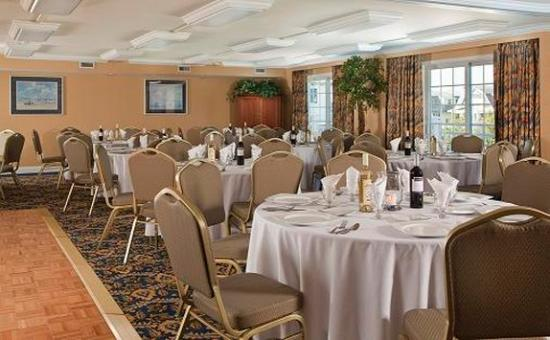 La Mer Beachfront  Inn: Our Event Room is ideal for meetings and celebrations.
