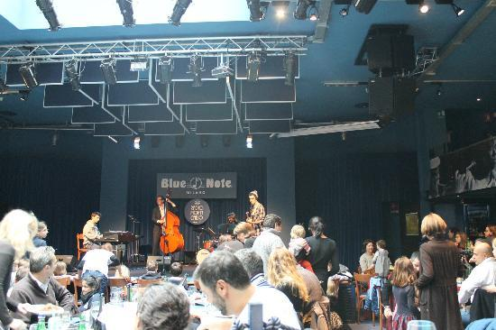 Blue Note Milano : Brunch