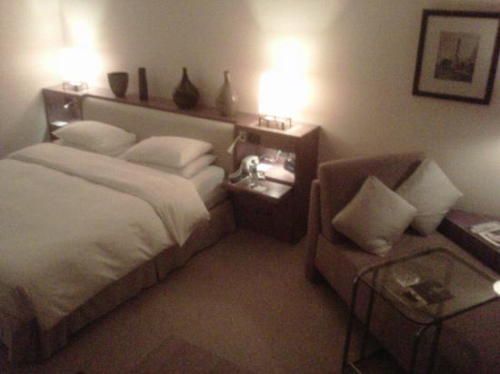 Grand Hyatt Istanbul: Bedroom