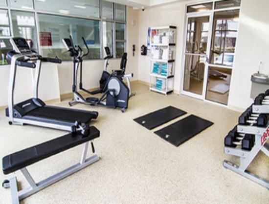 Wyndham Garden Niagara Falls Fallsview: Fitness Room